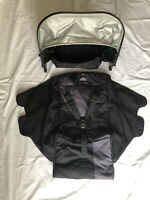 Maclaren Triumph Hood & Seat Cover with Harness