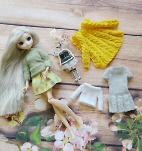 Little Pullip Sea Police doll on Harry Potter series girl body with outfits