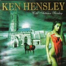 Ken Hensley - Cold Autumn Sunday ( AUDIO CD in JEWEL CASE )