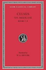 Celsus: On Medicine, Vol. 1, Books 1-4  (De Medicina, Vol. 1) (Loeb Cl-ExLibrary