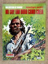 Cimoc Extra Color num.42.Hombre -  No Soy Tan Duro Como Creia.Norma