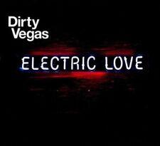 DIRTY VEGAS - ELECTRIC LOVE [DIGIPAK] NEW CD