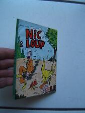 EDITION DE LUTECE   /  NIC ET LOUP   NUMEROS  1 / 1968