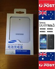 Samsung Note 3 N9000 N9005 Retail White Battery Charger Dock - Local Seller
