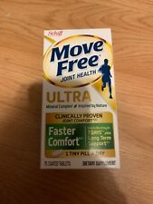Schiff Move Free Joint Health Ultra Faster Comfort Complex, 75 Coated Tablets