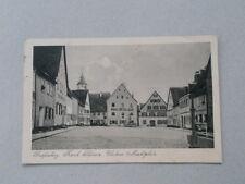 Gräfenberg gel. 1922 Unterer Marktplatz Fränkische Schweiz