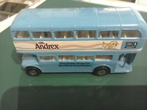 Corgi Routemaster Bus Guide Dogs For Blind 469 mint & in the original Box