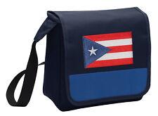Puerto Rico Lunch Bag Puerto Rico Flag Lunchbox Cooler ADJ SHOULDER STRAP