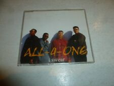 ALL-4-ONE - I Swear - Deleted 1994 UK issue 4-track picture CD single