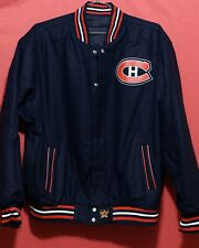 Montreal Canadiens NWT Reversible Vintage Bomber Jacket XXL NHL rare Vintage