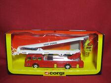 626k Corgi 1126 England Simon Snorkel Chassis Dennis Truck Firefighters Nacelle
