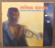 Miles Davis The Blue Note & Capitol Recordings 4 CD Set