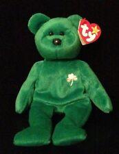 "1997 TY ""ERIN"" ORIGINAL BEANIE BABIE BEAR~ RETIRED ~RARE~MINT"