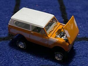 Johnny Lightning Diecast 1/64 scale 1979 International Scout II