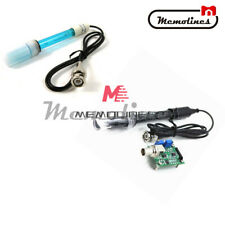 Liquid Ph0 14 Value Detect Sensor Module Ph Electrode Probe Bnc For Arduino