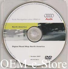 2005 2006 2007 2008 Audi A3 A4 S4 RS4 Quattro Avant RNS-E Navigation DVD Map