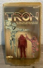 Vintage Tron Neca Warrior Action Figure