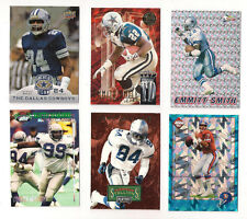 1993 PACIFIC PRISM COWBOYS EMMITT SMITH CARD #22