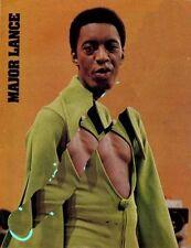 Major Lance Poster #2 DEF