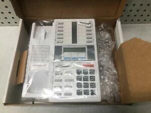 NEW Mitel Superset 420 White Part # 9115-000-000-NA Desktop Phone OFFICE NIB