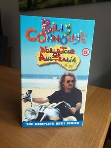 Billy Connolly World Tour Of Australia VHS
