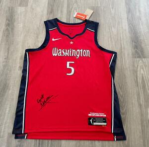 WNBA Authentic Nike Washington Mystics Leilani Mitchell 2021 Jersey XXL *SIGNED