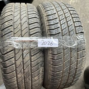 2x205 60 R15   Old Stock Full Tread Brands (2026 ) Free Fitting Available