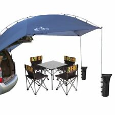 Trailer Awning Sun Shelter Auto SUV Awning Canopy Camper Trailer Tent Roof Top