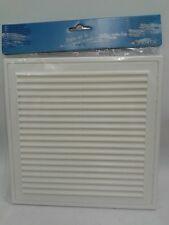 LOUVRE/VENT (BOX OF 15 ) COLOUR WHITE MV 250/150