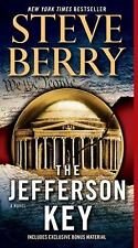 Steve Berry THE JEFFERSON KEY paperback
