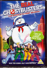 The Real Ghostbusters - The Complete First Season. New & Sealed UK R2 DVD