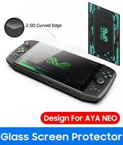 AYA Neo Win 10 Handheld Gaming Console Premium Tempered Glass Screen Protector