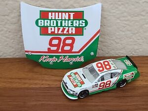 2018 #98 Kevin Harvick Hunt Brothers Darlington Throwback 1/64 NASCAR Loose