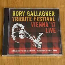 Various - Rory Gallagher Tribute Festival Vienna '17 Live (CD, Sealed)