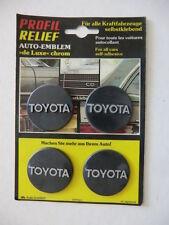 Toyota   Auto  Rund 4 stück Neu und OVP siehe Fotos