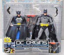 DC Direct 75TH Anniversary Origins BATMAN 2 Pack Action Figure Series 1 NIP