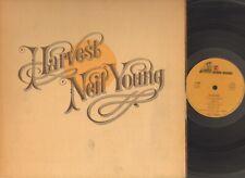 NEIL YOUNG HARVEST 1972 France LP foc GATEFOLD