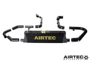 Fiat 595 Abarth AIRTEC Intercooler Upgrade