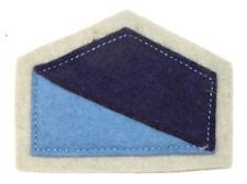 WW2 Original Colour Patch 4th Australian Motor Regiment (AIF Personnel)
