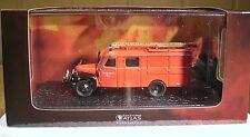 """04262.14 Atlas Casa Editrice """"Hanomag l28"""", vigili del fuoco Collection, modello come nuovo, 1:72"""