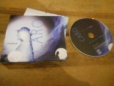 CD POP caro-SHADOW + Light (12) canzone Carola gampe DIGIPAK