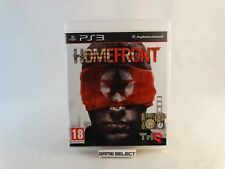 HOMEFRONT HOME FRONT SONY PS3 PLAYSTATION 3 PAL ITA ITALIANO COMPLETO ORIGINALE
