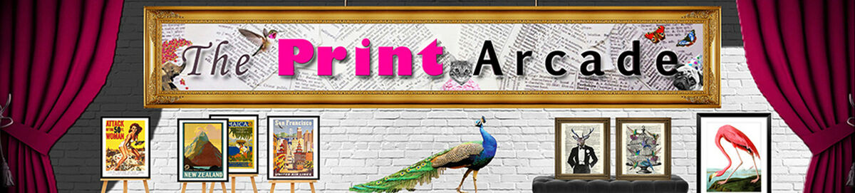The Print Arcade