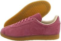 Adidas Originals Gazelle pink Leather Suede Casual Sneakers Men's size 8
