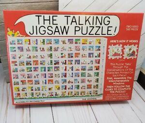 The Hospital Talking Jigsaw Puzzle 560 Piece Complete Buffalo 1993 Don Scott