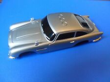 1/28 Aston Martin DB5 Plastic Bodyshell ideal for RC conversion Spares or Repair