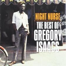 Gregory Isaacs - Night Nurse - The Best Of Gregory Isaacs - NEW CD (sealed)