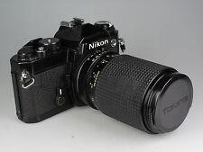 Nikon FE + RMC Tokina 3,5 - 4,5 / 35 - 135 mm ø55 80231