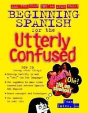 Beginning Spanish for the Utterly Confused, Yates,Jean, Good Book