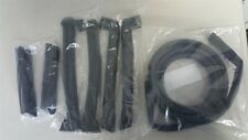 86-96 Corvette C4 Convertible SOFT Top Weatherstrip Kit BRAND NEW 7 Piece